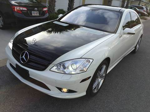2009 Mercedes-Benz S-Class for sale at Gulf Financial Solutions Inc DBA GFS Autos in Panama City Beach FL