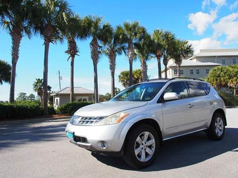 2007 Nissan Murano for sale at Gulf Financial Solutions Inc DBA GFS Autos in Panama City Beach FL