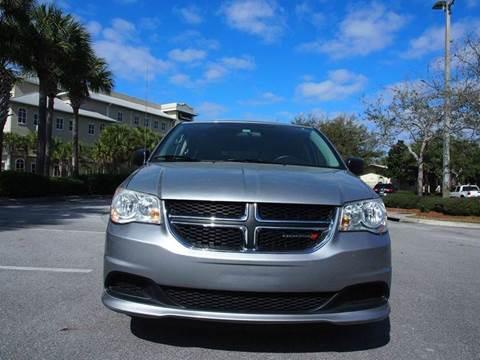 2013 Dodge Grand Caravan for sale at Gulf Financial Solutions Inc DBA GFS Autos in Panama City Beach FL