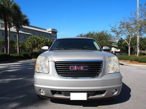 2007 GMC Yukon for sale at Gulf Financial Solutions Inc DBA GFS Autos in Panama City Beach FL