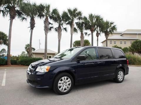 2015 Dodge Grand Caravan for sale at Gulf Financial Solutions Inc DBA GFS Autos in Panama City Beach FL