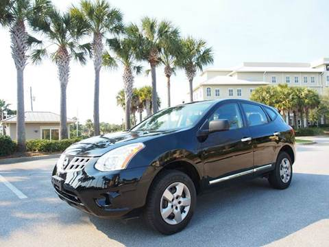 2013 Nissan Rogue for sale at Gulf Financial Solutions Inc DBA GFS Autos in Panama City Beach FL