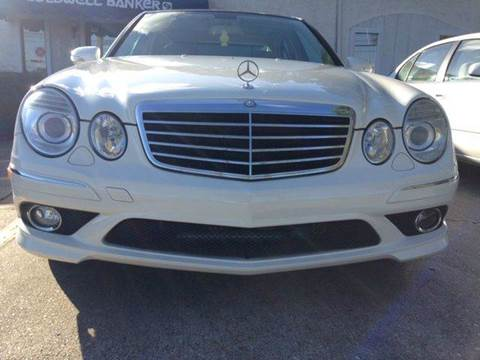 2009 Mercedes-Benz E-Class for sale at Gulf Financial Solutions Inc DBA GFS Autos in Panama City Beach FL