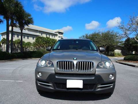 2007 BMW X5 for sale at Gulf Financial Solutions Inc DBA GFS Autos in Panama City Beach FL
