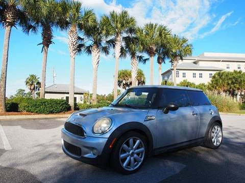 2008 MINI Cooper for sale at Gulf Financial Solutions Inc DBA GFS Autos in Panama City Beach FL