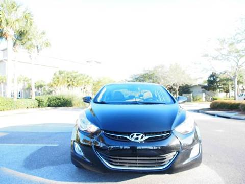 2012 Hyundai Elantra for sale at Gulf Financial Solutions Inc DBA GFS Autos in Panama City Beach FL