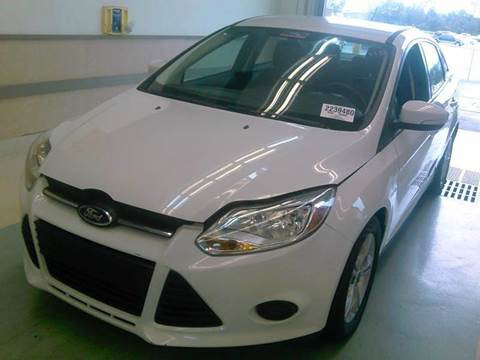 2014 Ford Focus for sale at Gulf Financial Solutions Inc DBA GFS Autos in Panama City Beach FL