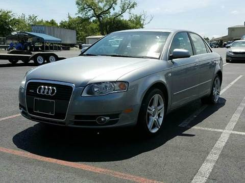 2007 Audi A4 for sale at Gulf Financial Solutions Inc DBA GFS Autos in Panama City Beach FL