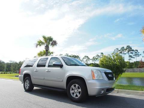 2011 GMC Yukon XL for sale at Gulf Financial Solutions Inc DBA GFS Autos in Panama City Beach FL