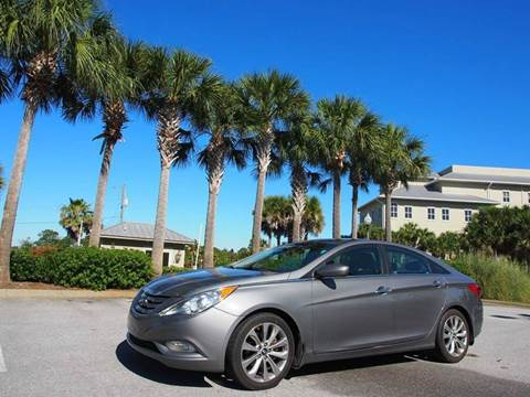 2013 Hyundai Sonata for sale at Gulf Financial Solutions Inc DBA GFS Autos in Panama City Beach FL