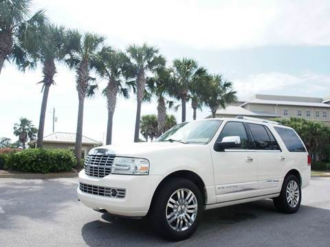 2007 Lincoln Navigator for sale at Gulf Financial Solutions Inc DBA GFS Autos in Panama City Beach FL