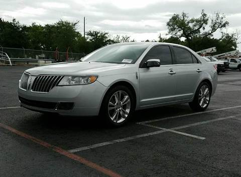2012 Lincoln MKZ for sale at Gulf Financial Solutions Inc DBA GFS Autos in Panama City Beach FL