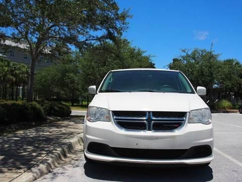 2012 Dodge Grand Caravan for sale at Gulf Financial Solutions Inc DBA GFS Autos in Panama City Beach FL
