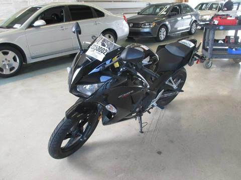 2016 Honda CBR for sale at Gulf Financial Solutions Inc DBA GFS Autos in Panama City Beach FL