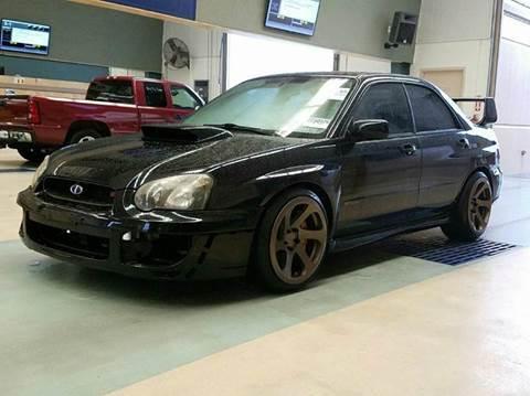2005 Subaru Impreza for sale at Gulf Financial Solutions Inc DBA GFS Autos in Panama City Beach FL