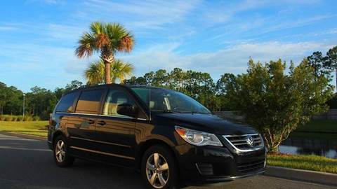 2011 Volkswagen Routan for sale at Gulf Financial Solutions Inc DBA GFS Autos in Panama City Beach FL