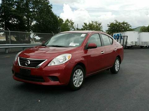 2013 Nissan Versa for sale at Gulf Financial Solutions Inc DBA GFS Autos in Panama City Beach FL