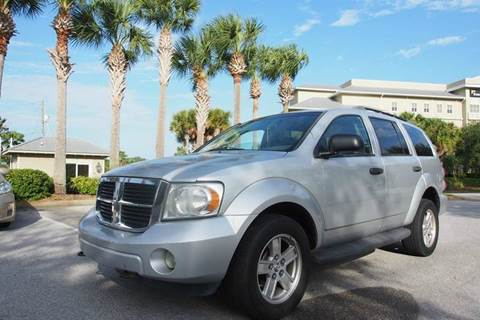 2009 Dodge Durango for sale at Gulf Financial Solutions Inc DBA GFS Autos in Panama City Beach FL