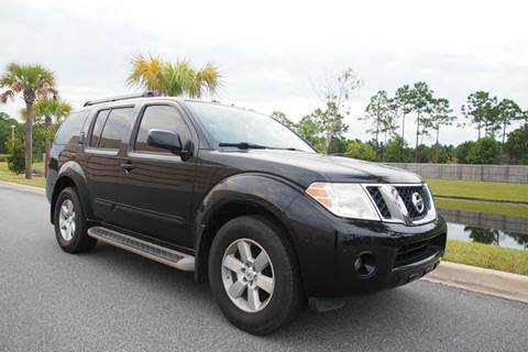 2010 Nissan Pathfinder for sale at Gulf Financial Solutions Inc DBA GFS Autos in Panama City Beach FL