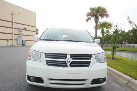 2008 Dodge Grand Caravan for sale at Gulf Financial Solutions Inc DBA GFS Autos in Panama City Beach FL