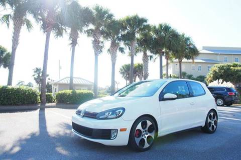 2010 Volkswagen GTI for sale at Gulf Financial Solutions Inc DBA GFS Autos in Panama City Beach FL