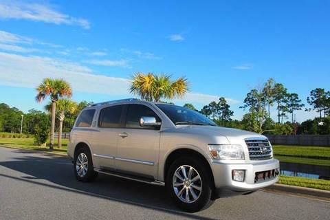 2010 Infiniti QX56 for sale at Gulf Financial Solutions Inc DBA GFS Autos in Panama City Beach FL
