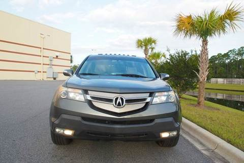 2007 Acura MDX for sale at Gulf Financial Solutions Inc DBA GFS Autos in Panama City Beach FL