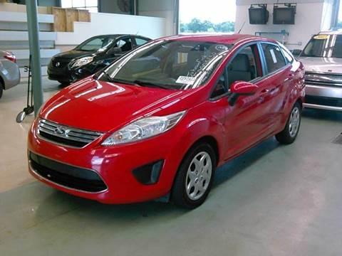 2012 Ford Fiesta for sale at Gulf Financial Solutions Inc DBA GFS Autos in Panama City Beach FL