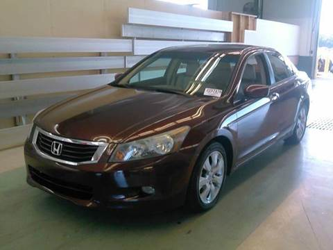 2008 Honda Accord for sale at Gulf Financial Solutions Inc DBA GFS Autos in Panama City Beach FL