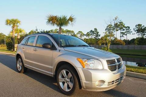 2011 Dodge Caliber for sale at Gulf Financial Solutions Inc DBA GFS Autos in Panama City Beach FL
