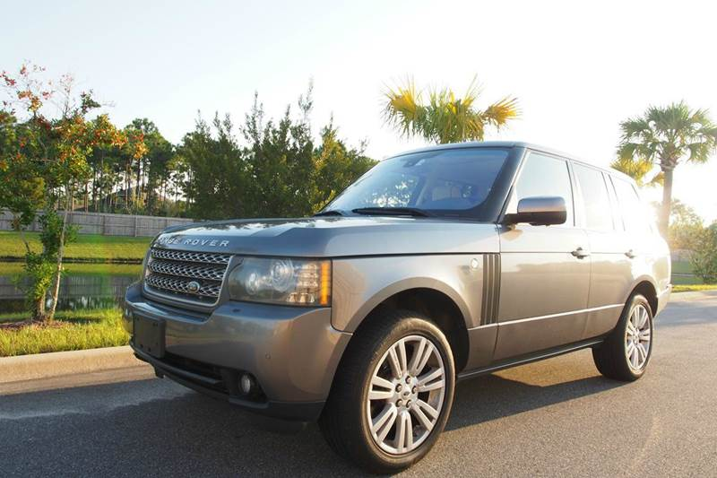 2010 Land Rover Range Rover for sale at Gulf Financial Solutions Inc DBA GFS Autos in Panama City Beach FL