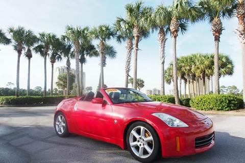 2008 Nissan 350Z for sale at Gulf Financial Solutions Inc DBA GFS Autos in Panama City Beach FL