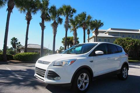 2015 Ford Escape for sale at Gulf Financial Solutions Inc DBA GFS Autos in Panama City Beach FL