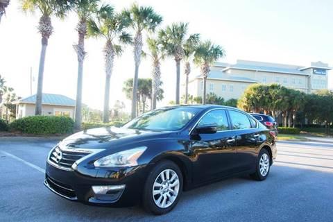 2013 Nissan Altima for sale at Gulf Financial Solutions Inc DBA GFS Autos in Panama City Beach FL
