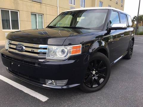2009 Ford Flex for sale at Gulf Financial Solutions Inc DBA GFS Autos in Panama City Beach FL