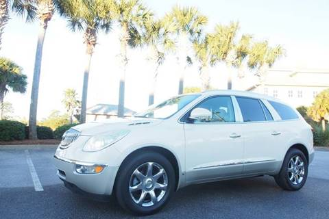 2008 Buick Enclave for sale at Gulf Financial Solutions Inc DBA GFS Autos in Panama City Beach FL