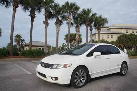 2011 Honda Civic for sale at Gulf Financial Solutions Inc DBA GFS Autos in Panama City Beach FL