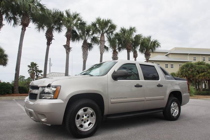 2007 Chevrolet Avalanche for sale at Gulf Financial Solutions Inc DBA GFS Autos in Panama City Beach FL