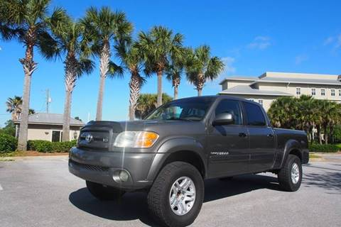 2004 Toyota Tundra for sale at Gulf Financial Solutions Inc DBA GFS Autos in Panama City Beach FL