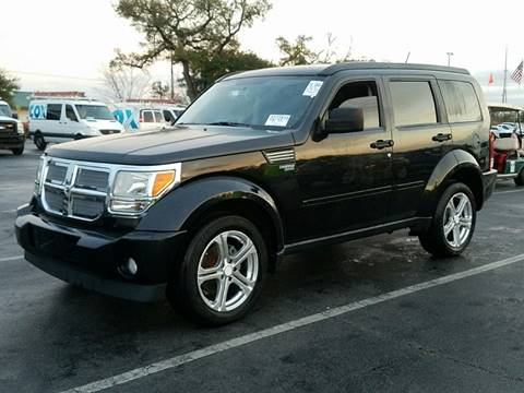 2010 Dodge Nitro for sale at Gulf Financial Solutions Inc DBA GFS Autos in Panama City Beach FL