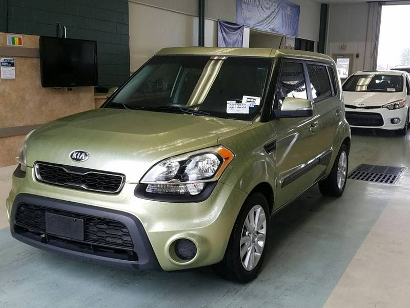 2013 Kia Soul + 4dr Wagon 6A   Panama City Beach FL