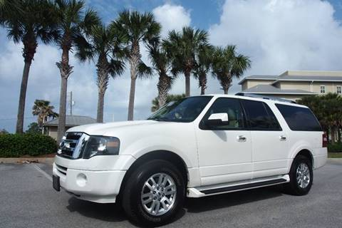 2013 Ford Expedition EL for sale at Gulf Financial Solutions Inc DBA GFS Autos in Panama City Beach FL