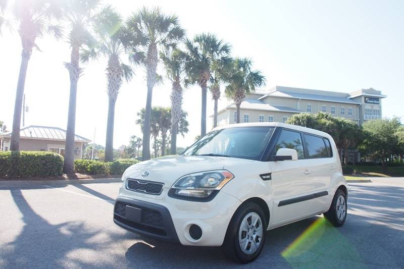 2013 Kia Soul 4dr Wagon 6A   Panama City Beach FL