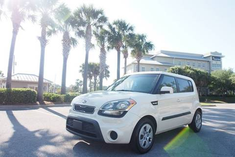 2013 Kia Soul for sale at Gulf Financial Solutions Inc DBA GFS Autos in Panama City Beach FL