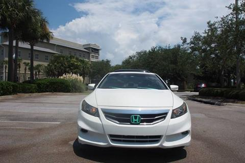 2011 Honda Accord for sale at Gulf Financial Solutions Inc DBA GFS Autos in Panama City Beach FL