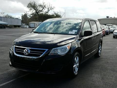 2010 Volkswagen Routan for sale at Gulf Financial Solutions Inc DBA GFS Autos in Panama City Beach FL