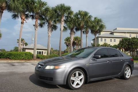 2006 Acura TL for sale at Gulf Financial Solutions Inc DBA GFS Autos in Panama City Beach FL