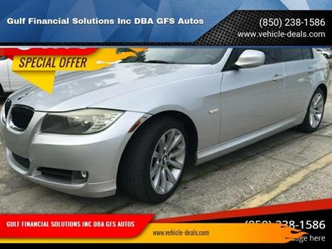 2011 BMW 3 Series for sale at Gulf Financial Solutions Inc DBA GFS Autos in Panama City Beach FL