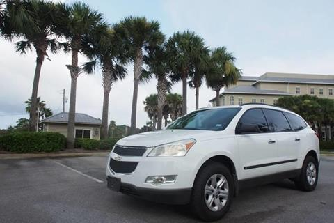 2009 Chevrolet Traverse for sale at Gulf Financial Solutions Inc DBA GFS Autos in Panama City Beach FL