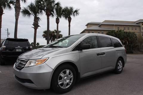 2011 Honda Odyssey for sale at Gulf Financial Solutions Inc DBA GFS Autos in Panama City Beach FL